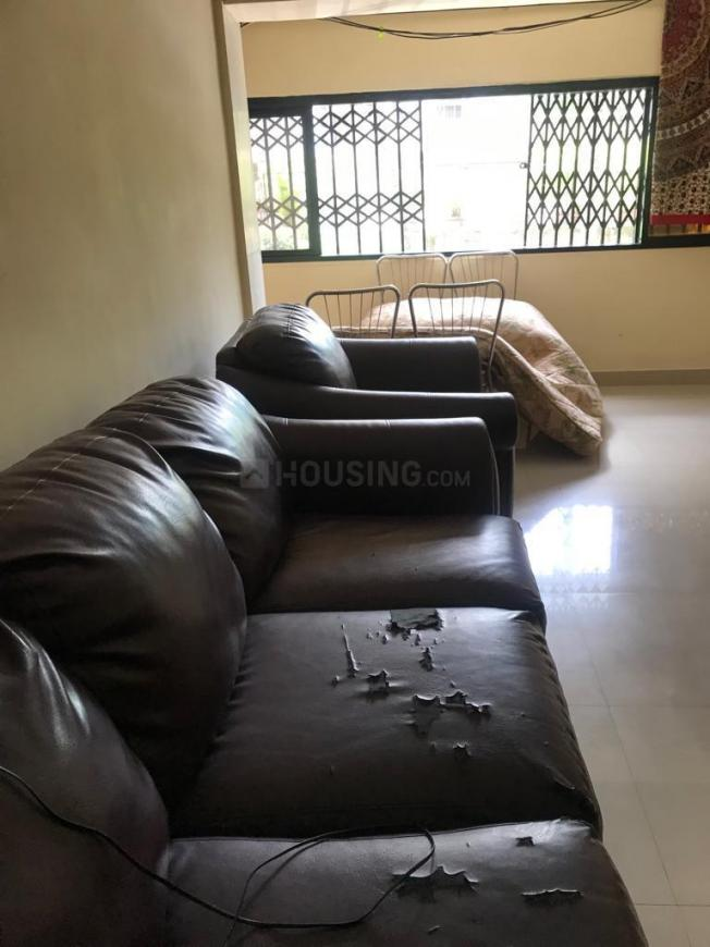 Living Room Image of 1300 Sq.ft 3 BHK Apartment for rent in Andheri East for 55000