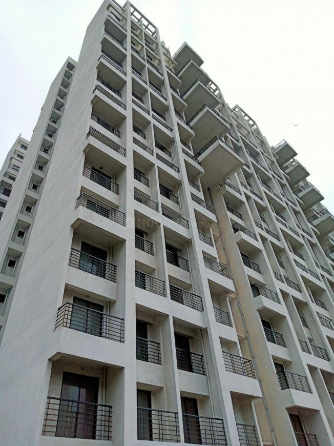 Building Image of 400 Sq.ft 1 RK Apartment for rent in Ghansoli for 8500