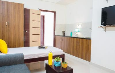 Gallery Cover Image of 400 Sq.ft 1 RK Apartment for rent in HSR Layout for 17999