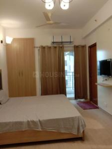 Gallery Cover Image of 506 Sq.ft 1 RK Apartment for rent in Nimbus The Golden Palms, Sector 168 for 16000