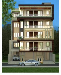 Gallery Cover Image of 3100 Sq.ft 4 BHK Independent Floor for buy in Sector 21C for 12000000