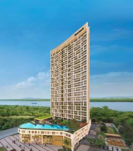Gallery Cover Image of 1680 Sq.ft 3 BHK Apartment for buy in Airoli for 27500000
