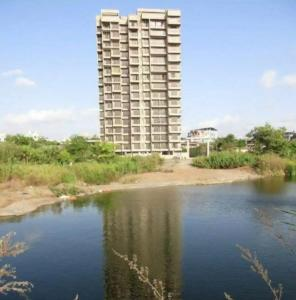 Gallery Cover Image of 1075 Sq.ft 2 BHK Apartment for rent in Shiv Shreya, Ulwe for 15000