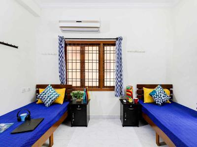 Bedroom Image of Zolo Lumiere in Electronic City
