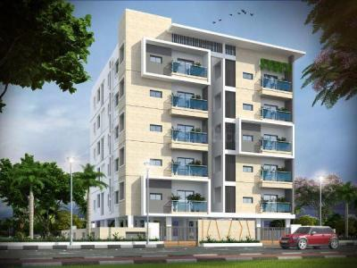 Gallery Cover Image of 1650 Sq.ft 3 BHK Apartment for buy in Neknampur for 7425000