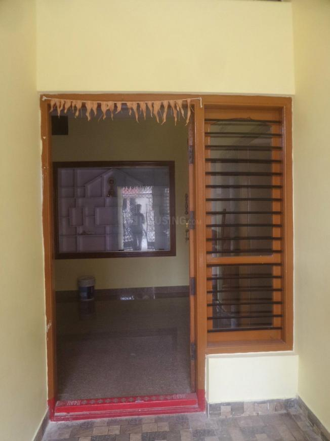 Main Entrance Image of 800 Sq.ft 2 BHK Independent Floor for rent in Basaveshwara Nagar for 15000