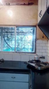 Kitchen Image of Furnished PG Accomodation In A Beautiful Bunglow (only For Ladies) in Viman Nagar