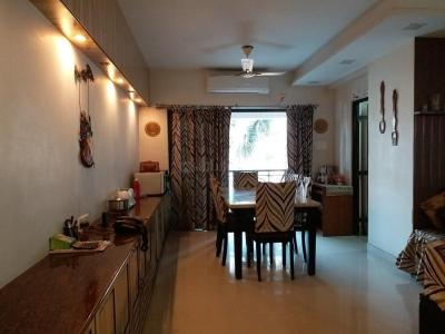 Gallery Cover Image of 1613 Sq.ft 3 BHK Apartment for rent in Tangra for 40000