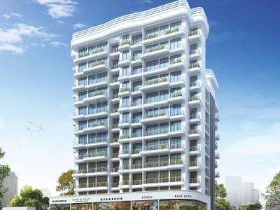 Gallery Cover Image of 1050 Sq.ft 2 BHK Apartment for buy in Radiant Ravi Rachana, Greater Khanda for 8350000
