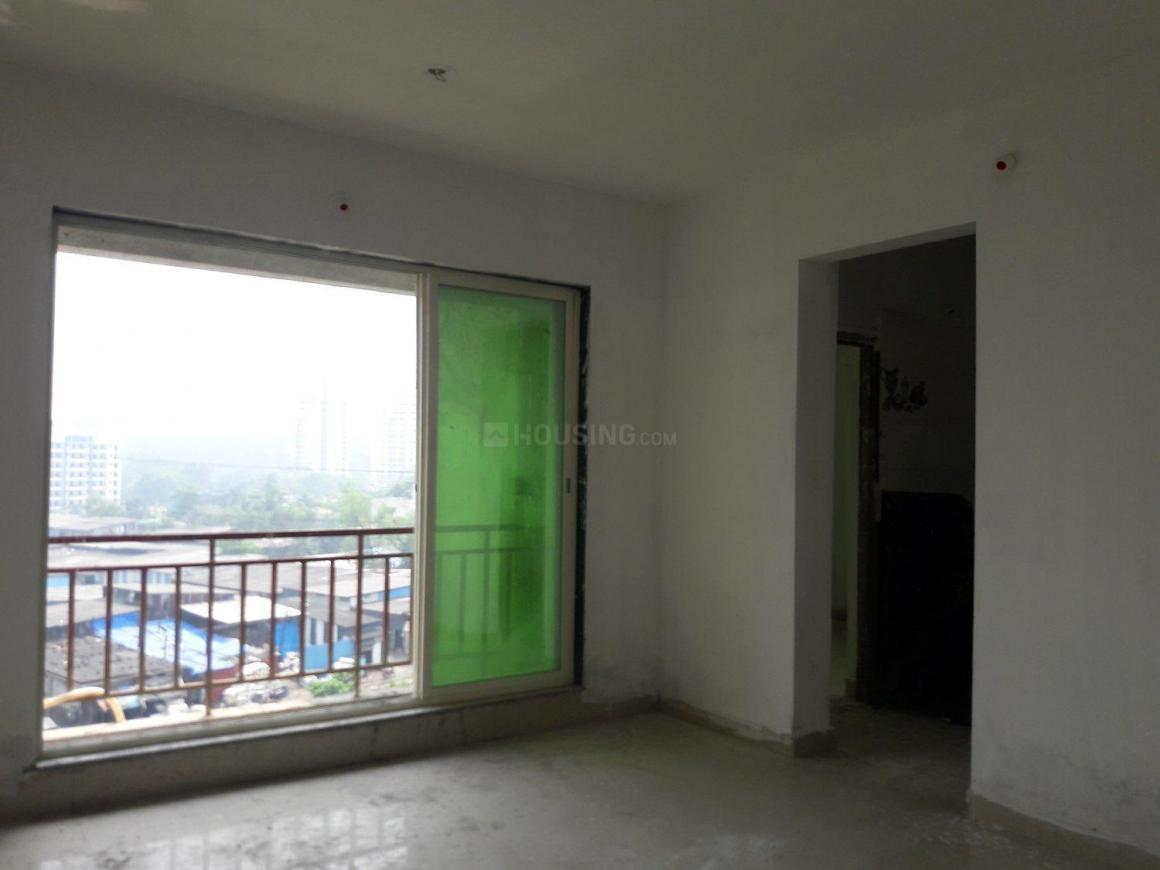 Living Room Image of 510 Sq.ft 1 BHK Apartment for buy in Shilphata for 2805000