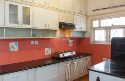 Kitchen Image of Aishwarya Lake View Residency Flat No.f102 in Kaggadasapura