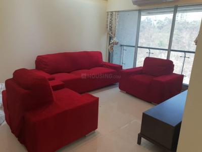 Gallery Cover Image of 1751 Sq.ft 3 BHK Apartment for rent in Belapur CBD for 68000