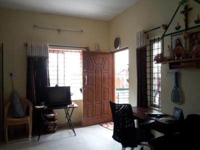 Gallery Cover Image of 600 Sq.ft 1 BHK Apartment for rent in Jeevanbheemanagar for 15000