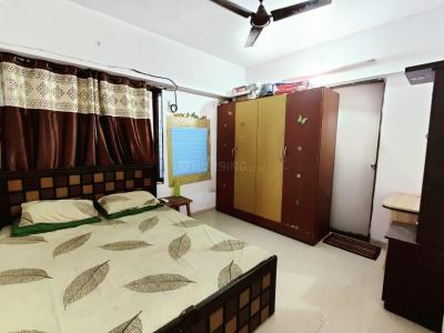 Gallery Cover Image of 700 Sq.ft 1 BHK Apartment for rent in Landmark Towers, Dadar East for 40000