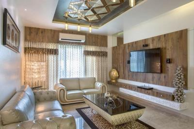Gallery Cover Image of 1200 Sq.ft 2 BHK Apartment for buy in Paradise Sai World City, Panvel for 9800000