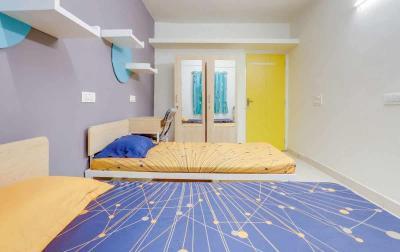Bedroom Image of PG New Delhi in Sri Niwaspuri