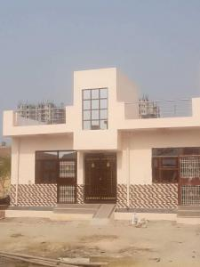 Gallery Cover Image of 534 Sq.ft 1 BHK Independent House for buy in Crossings Republik for 2101000