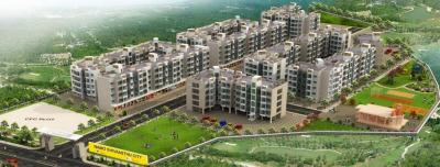 Gallery Cover Image of 570 Sq.ft 2 BHK Apartment for buy in S S Land Developers Namo Shivaasthu City Building No 4, Shakti Udyog Nagar for 3110000