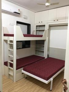 Bedroom Image of Shree Hostel For Males in Dhankawadi