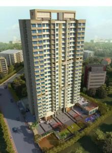 Gallery Cover Image of 680 Sq.ft 1 BHK Apartment for buy in Srishti Samarth, Bhandup West for 9800000