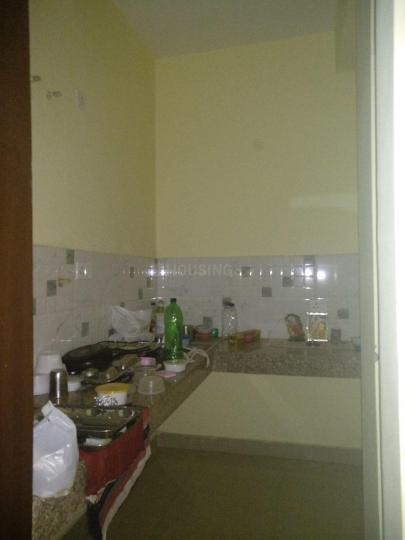 महादेव पीजी इन सेक्टर 45 के किचन की तस्वीर