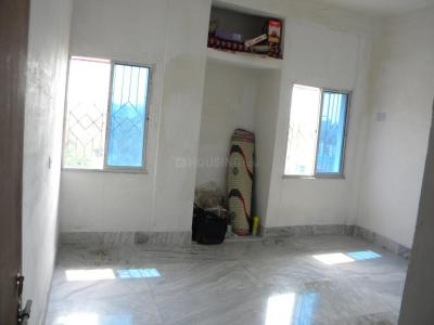 Gallery Cover Image of 750 Sq.ft 2 BHK Apartment for rent in Salasar Anandomoyee Apartment, Mourigram for 8000