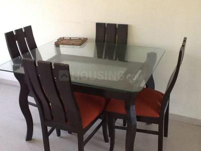 Gallery Cover Image of 1300 Sq.ft 3 BHK Apartment for rent in Neelkanth Palms, Thane West for 40000