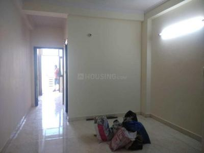 Gallery Cover Image of 500 Sq.ft 1 BHK Independent Floor for rent in Chhattarpur for 9000