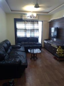 Gallery Cover Image of 1430 Sq.ft 3 BHK Apartment for rent in Adhiraj Gardens, Kharghar for 44000