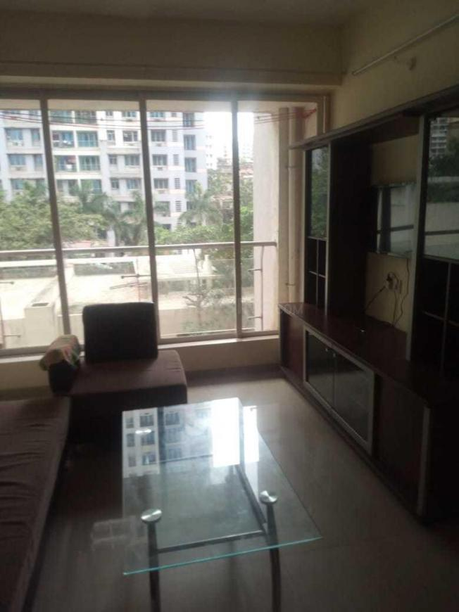 Living Room Image of 900 Sq.ft 2 BHK Apartment for rent in Sewri for 80000