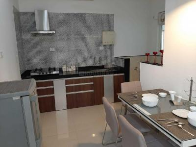 Gallery Cover Image of 921 Sq.ft 2 BHK Apartment for buy in NG Blossom, Wagholi for 3299999