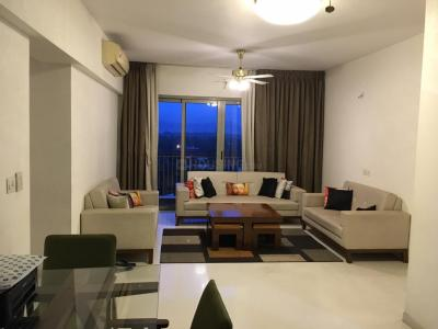 Gallery Cover Image of 2100 Sq.ft 3 BHK Apartment for buy in Lodha Golflinks, Khidkali for 17500000