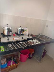 Kitchen Image of 2 Bhk In Db Ozone in Dahisar East