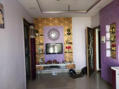 Gallery Cover Image of 710 Sq.ft 1 BHK Apartment for rent in Rabale for 18000