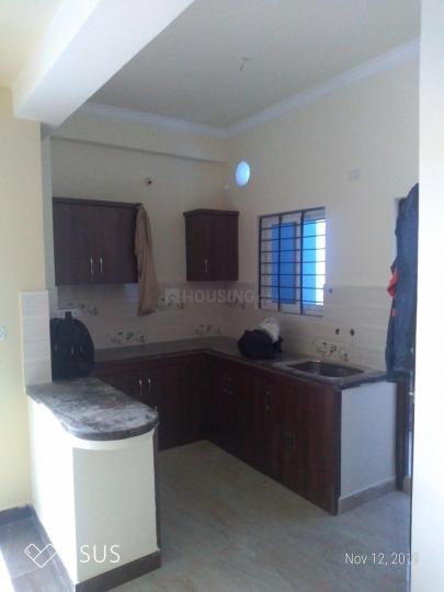 Kitchen Image of 1200 Sq.ft 3 BHK Apartment for rent in Gachibowli for 30000