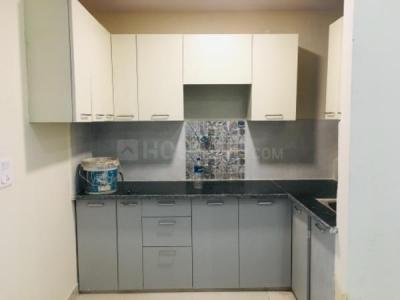 Kitchen Image of 1450 Sq.ft 4 BHK Independent Floor for buy in Sector 1 for 2799999