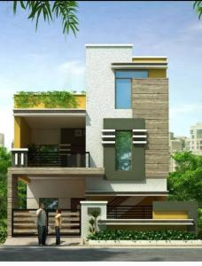 Gallery Cover Image of 820 Sq.ft 2 BHK Independent House for buy in Kovur for 3500000