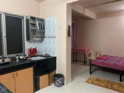 Kitchen Image of Sawmi Gents And Ladies PG in Koregaon Park
