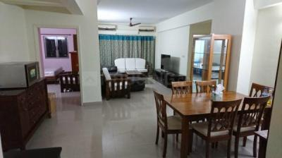 Gallery Cover Image of 1200 Sq.ft 2 BHK Apartment for rent in Jodhpur Park for 50000