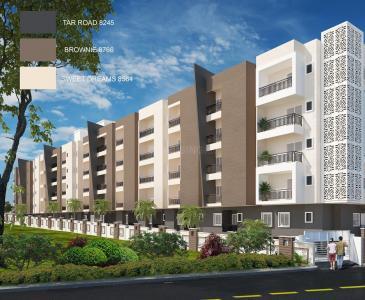 Gallery Cover Image of 1068 Sq.ft 2 BHK Apartment for buy in DS Max Sunworth, Krishnarajapura for 3200000
