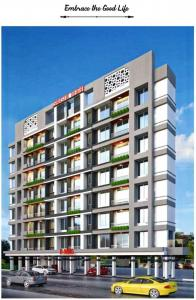 Gallery Cover Image of 345 Sq.ft 1 RK Apartment for buy in Dombivli West for 1828500