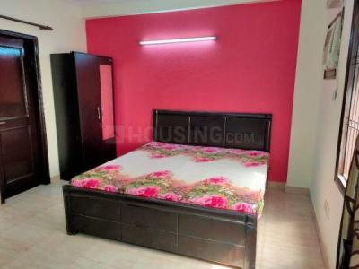 Gallery Cover Image of 1300 Sq.ft 3 BHK Independent Floor for buy in Chhattarpur for 5800000
