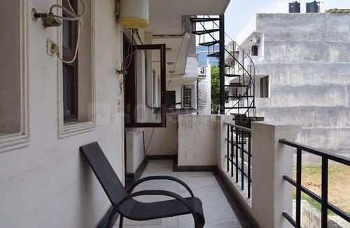 Balcony Image of Ravi Kapoor House in DLF Phase 2