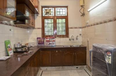 Kitchen Image of Kaur House in Sushant Lok I