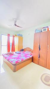 Bedroom Image of 1100 Sq.ft 2 BHK Apartment for buy in Bramha Corp Majestic, Kondhwa for 7200000