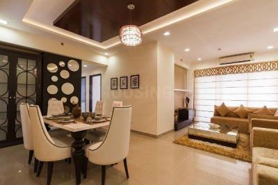 Gallery Cover Image of 1100 Sq.ft 2 BHK Apartment for rent in Monarch Luxuria, Kharghar for 21000