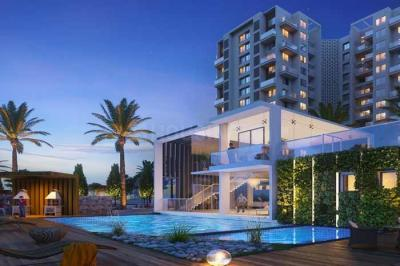 Gallery Cover Image of 1035 Sq.ft 2 BHK Apartment for buy in Life 360 Degree, Rahatani for 6200000