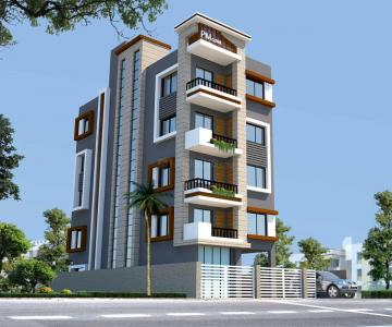 Gallery Cover Image of 669 Sq.ft 1 BHK Apartment for buy in New Town for 2200000
