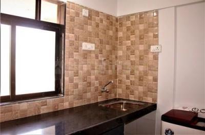 Kitchen Image of Taranagan 1403 in Thane West