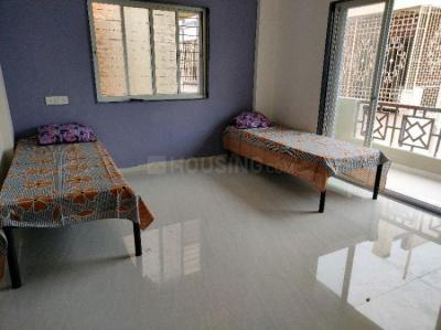Bedroom Image of Vishwa Sai PG in Kharadi